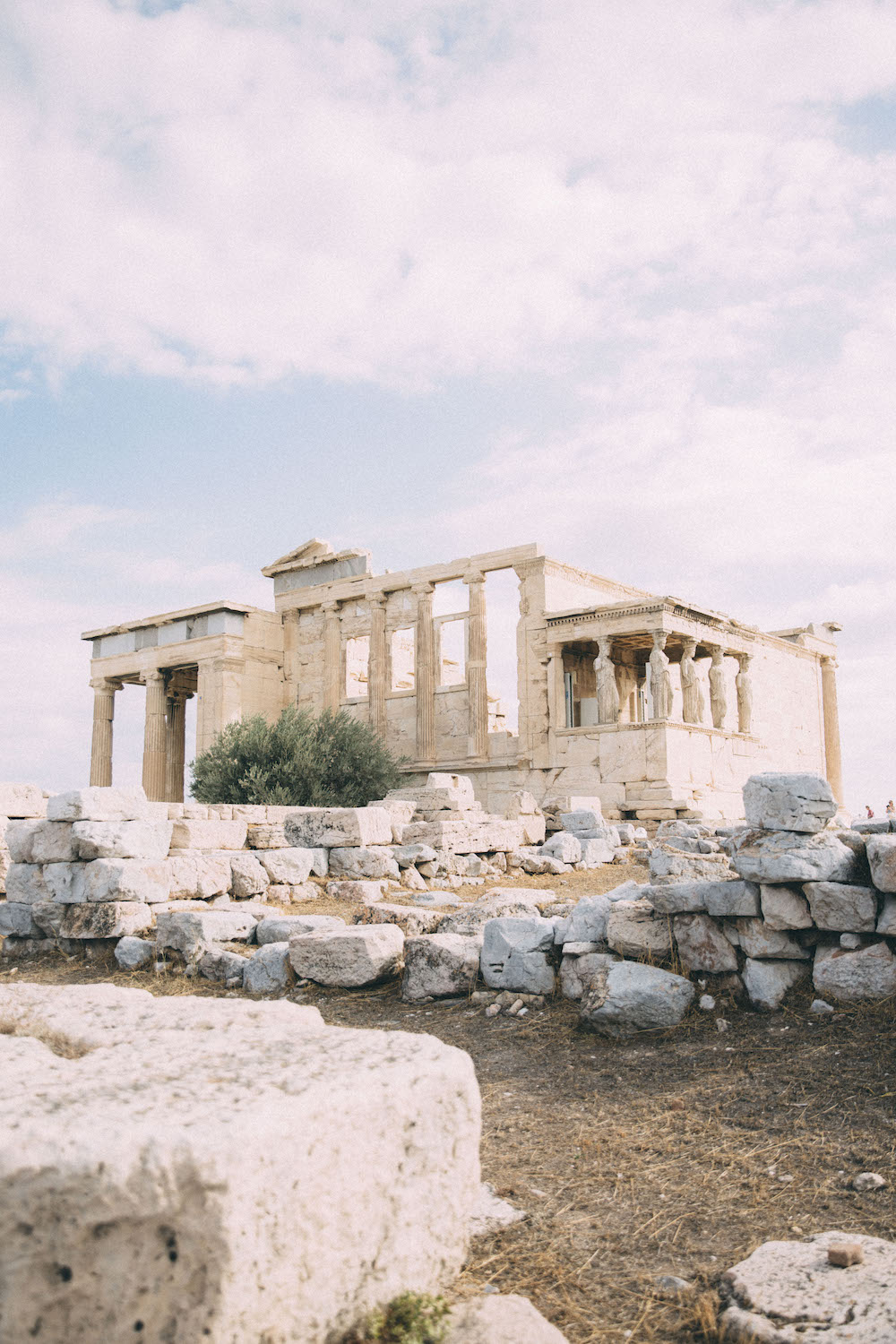 Caitlin Lindquist of the travel and lifestyle blog Dash of Darling visits Athens, Greece while traveling through Europe with Royal Caribbean Cruises.