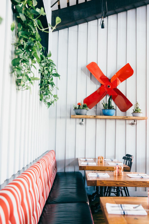 North Italia restaurant Fox Concept Restaurants Arcadia Phoenix