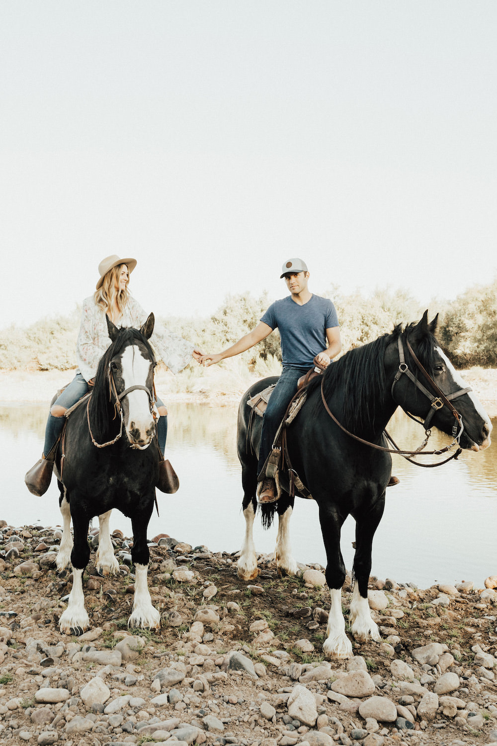 Dash of Darling | Arizona Horse Riding Adventure at Fort McDowell