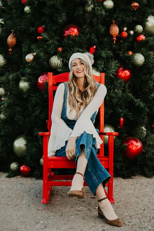 Dash of Darling   Christmas at Kierland Commons in Scottsdale Arizona