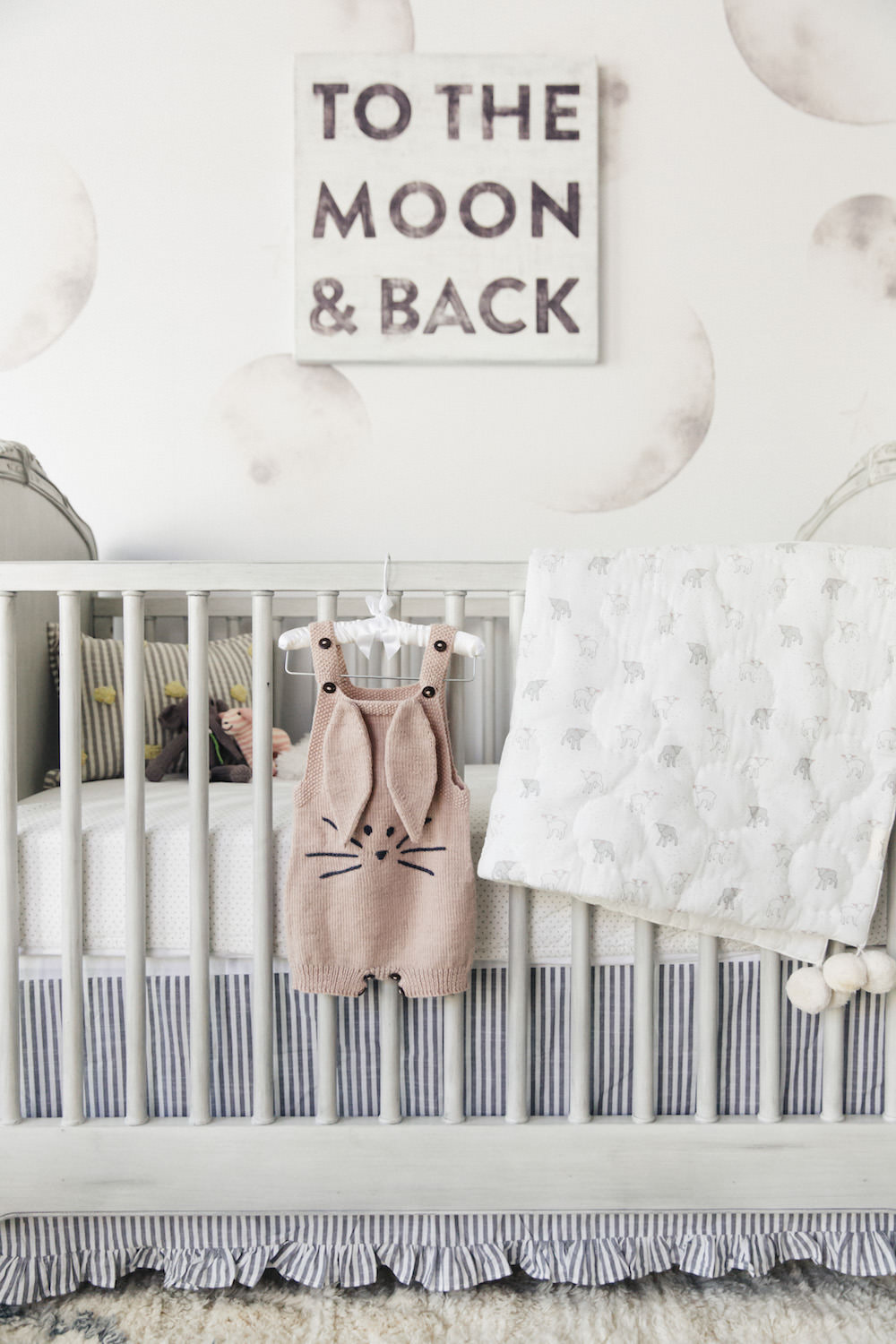 Dash of Darling | Luna Elara's Moon Nursery Reveal