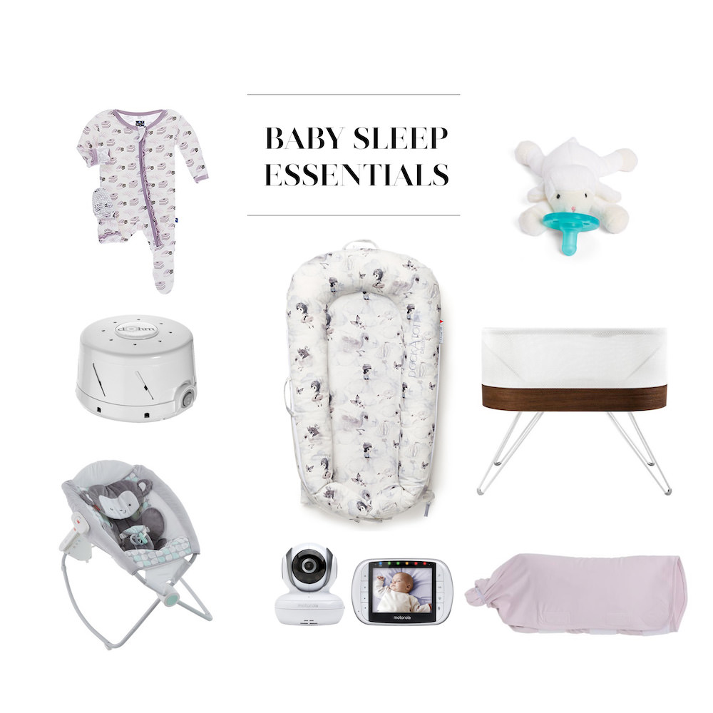 Dash of Darling | Baby Sleep Essentials