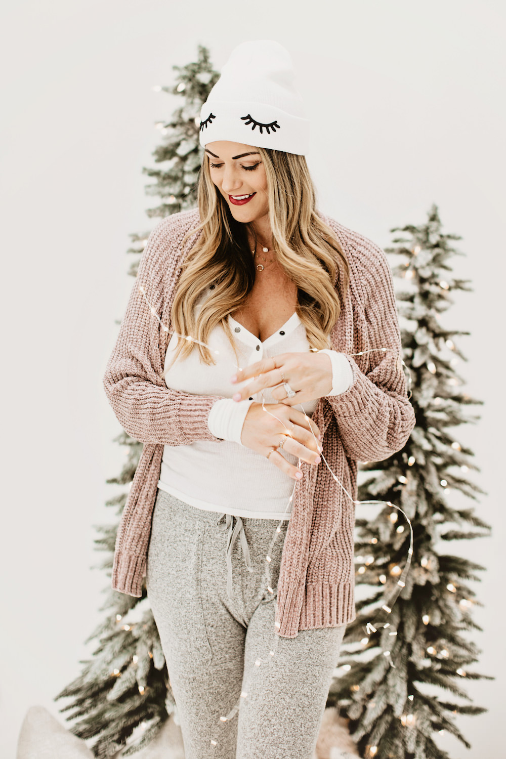 Dash of Darling | Cozy Winter Loungewear