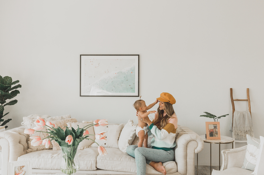 Dash of Darling | How To Make Your Rental Feel Like Your Home