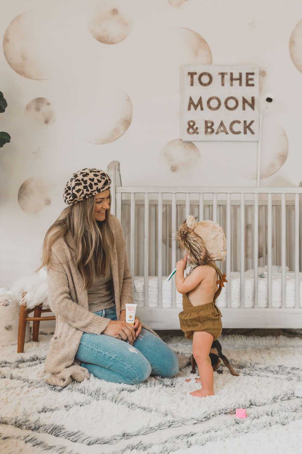 Dash of Darling | Transitioning Luna to Toddlerhood